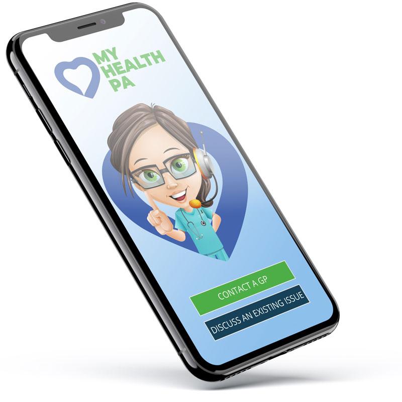 Online UK GP and Doctor App